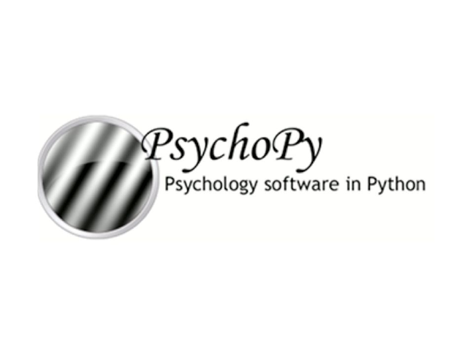 PsychoPy is an open-source application to allow the presentation of stimuli and collection of data for a wide range of neuroscience, psychology and psychophysics experiments