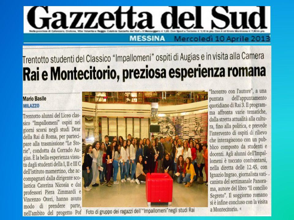 L'impallomeni partecipa al progetto nazionale Maggio del libro presentando alcuni libri alla biblioteca comunale di Palazzo D'Amico.