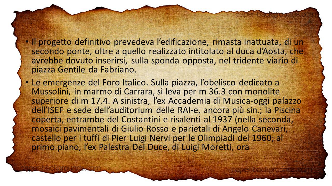 sala riunioni, con mosaici di Gino Serverini e statue in bronzo dorato di Silvio Canevari).
