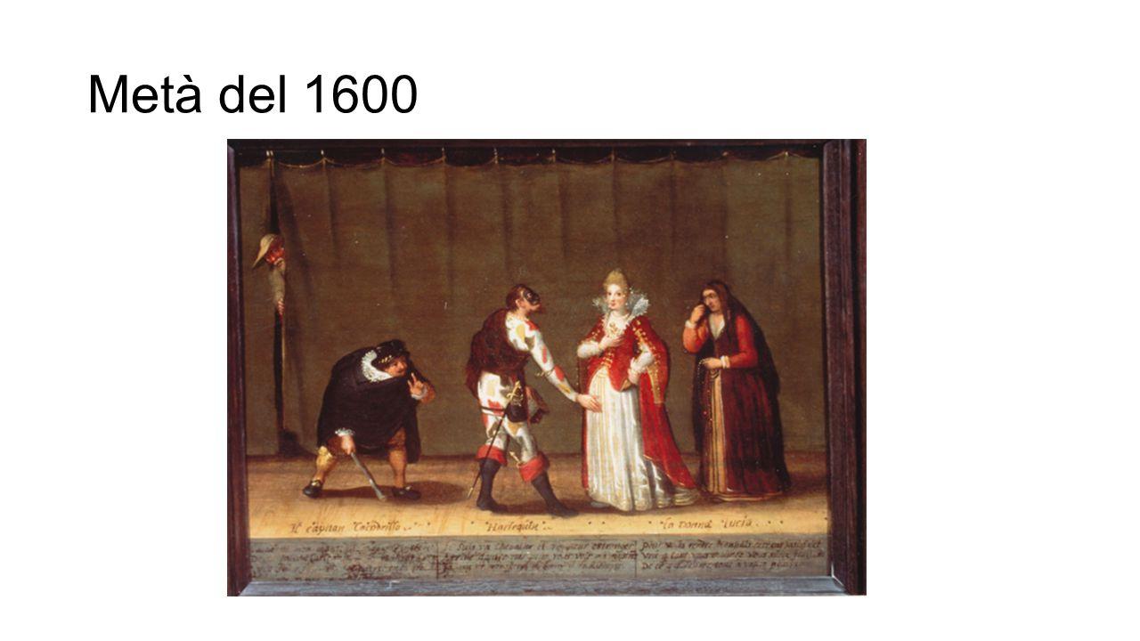 Metà del 1600