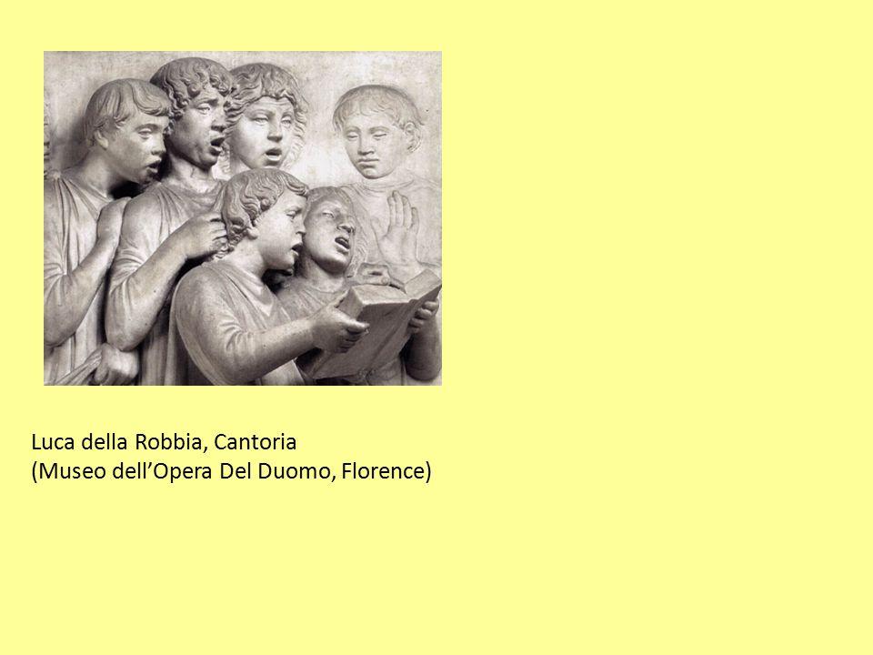 Luca della Robbia, Cantoria (Museo dell'Opera Del Duomo, Florence)