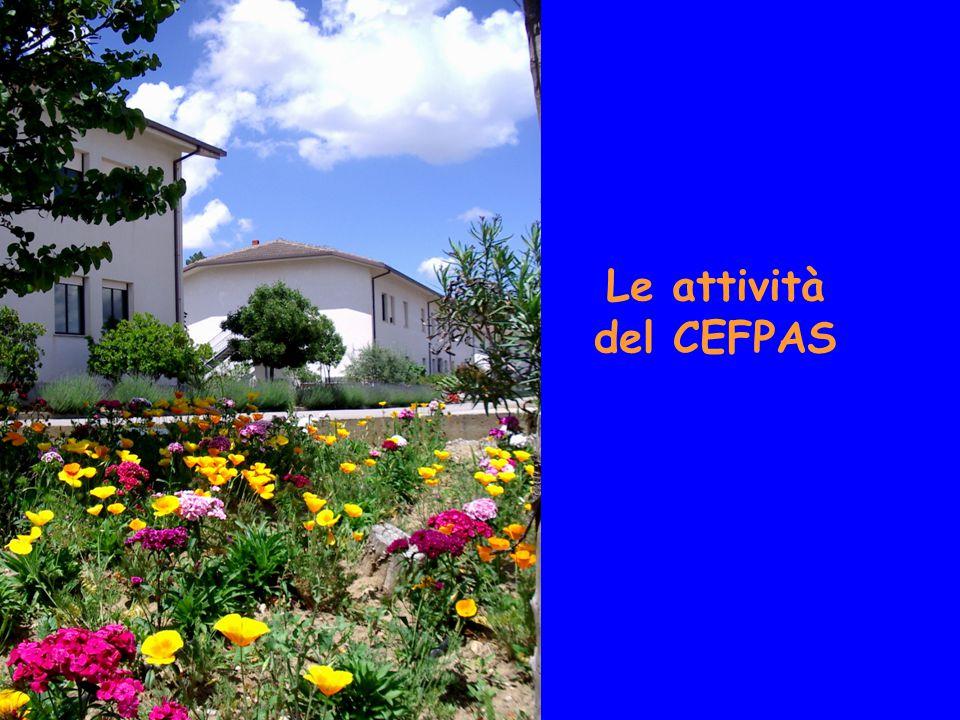 Le attività del CEFPAS