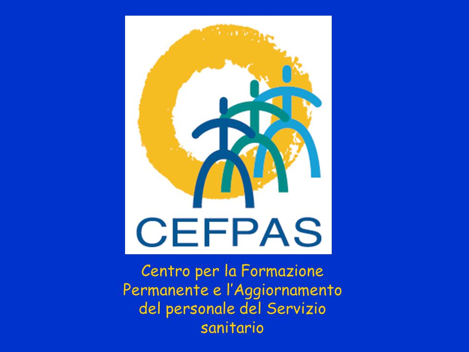 Centro per la Formazione Permanente e l'Aggiornamento del personale del Servizio sanitario