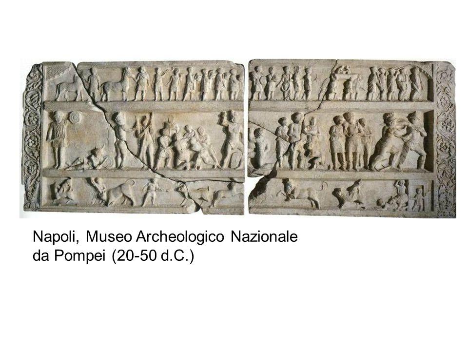 Napoli, Museo Archeologico Nazionale da Pompei (20-50 d.C.)