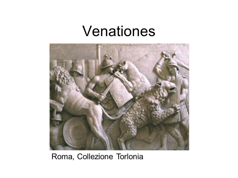 Venationes Roma, Collezione Torlonia
