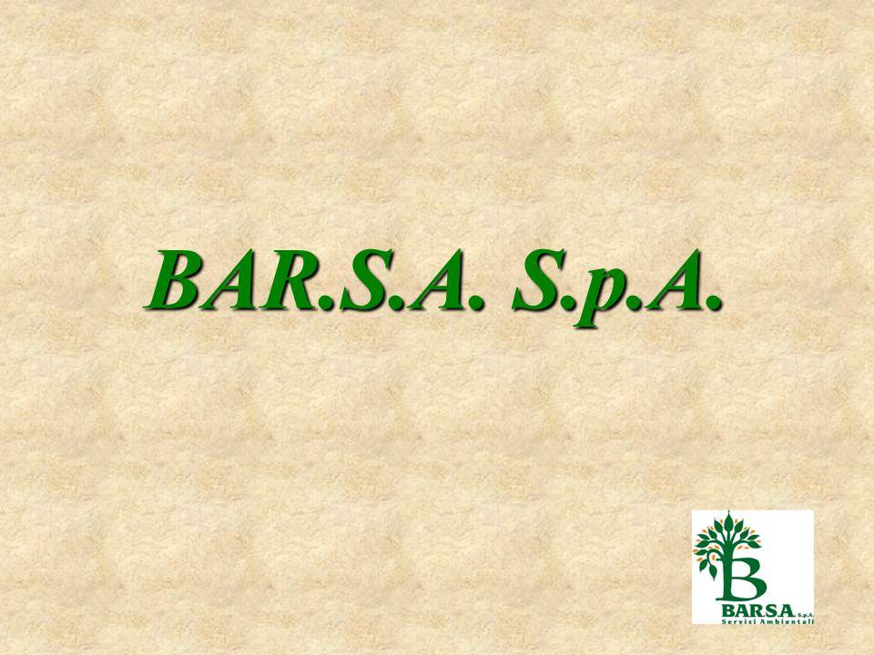 BAR.S.A. S.p.A.