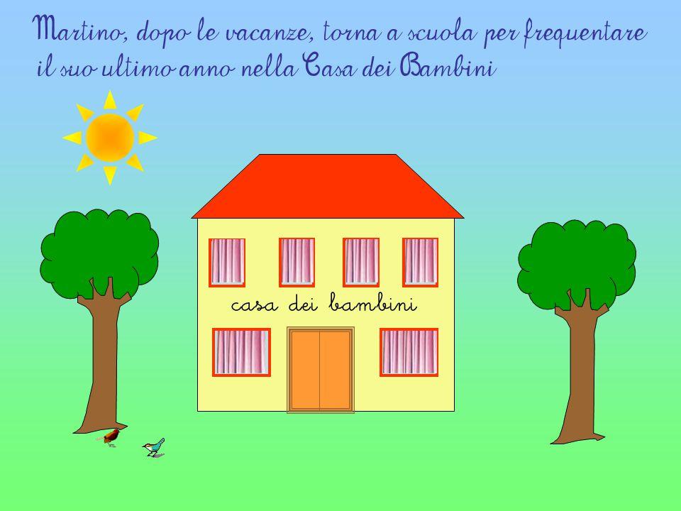 Casa dei Bambini Casa dei Bambini Una storia montessoriana per la Legalità di Agata Dario a.s 2009-10