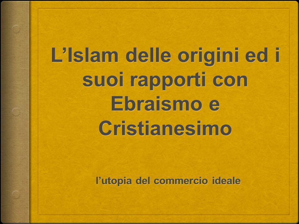 ISLAM ED EBRAISMO  I musulmani discendono da Ismaele mentre gli ebrei, assieme ai cristiani discendono da Isacco  Entrambe le religioni credono nel Giorno del Giudizio.