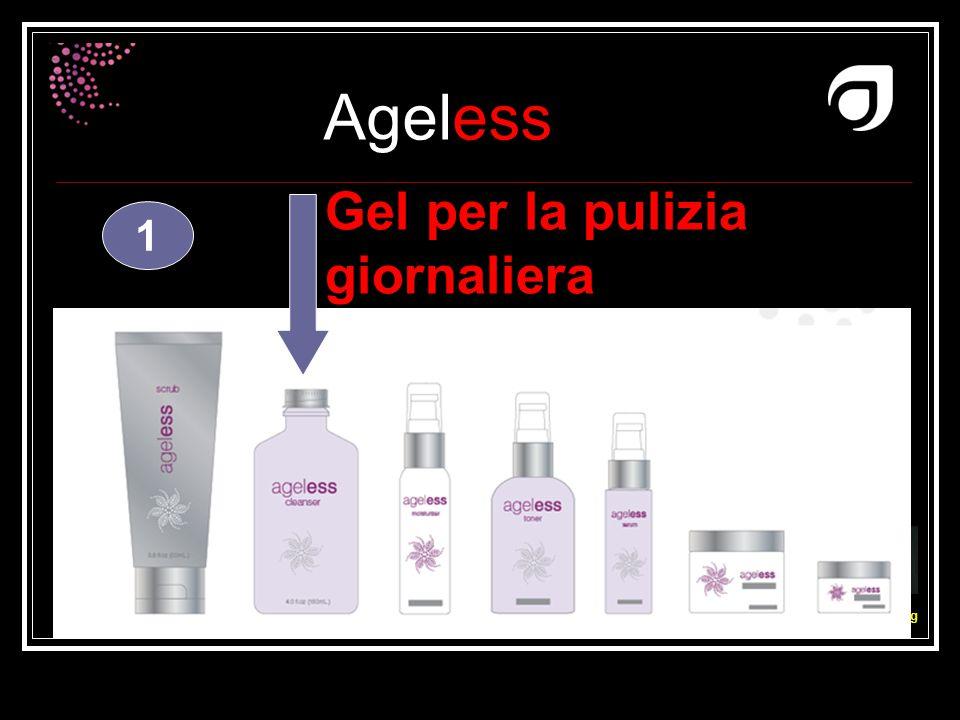 Ageless Dr W.Amzallag Gel per la pulizia giornaliera 1