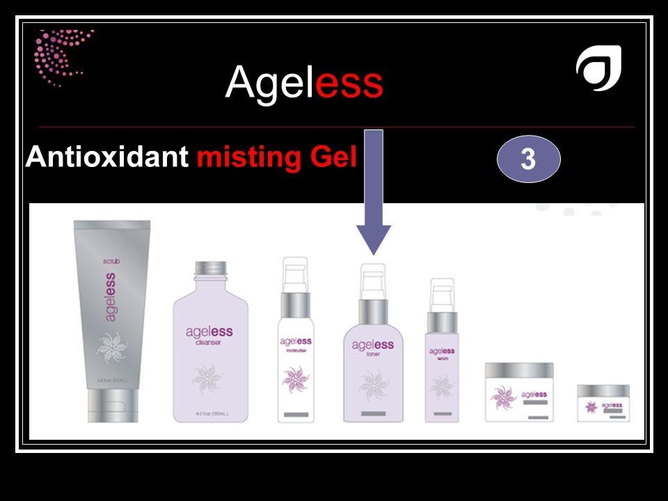 Ageless Dr W.Amzallag Antioxidant misting Gel 3