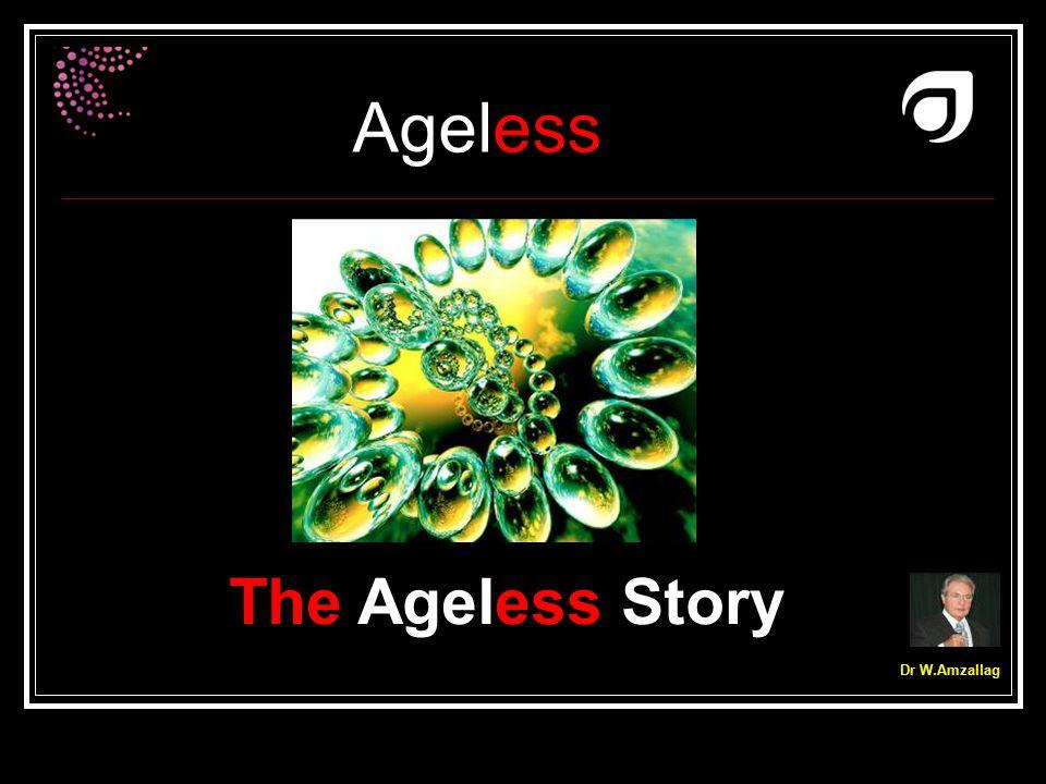 Ageless Dr W.Amzallag Gel per la pulizia giornaliera Gel scrub Antioxidant misting gel Gel siero anti-invecchiamento Gel crema per il giorno Gel crema per la notte Gel per il contorno Occhi