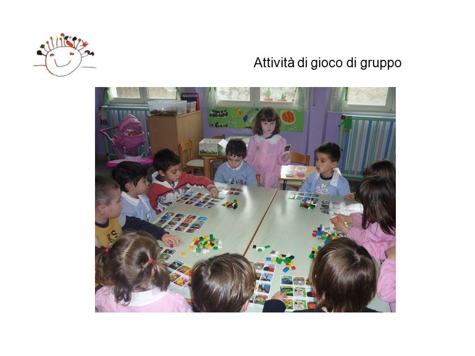 Attività di gioco di gruppo