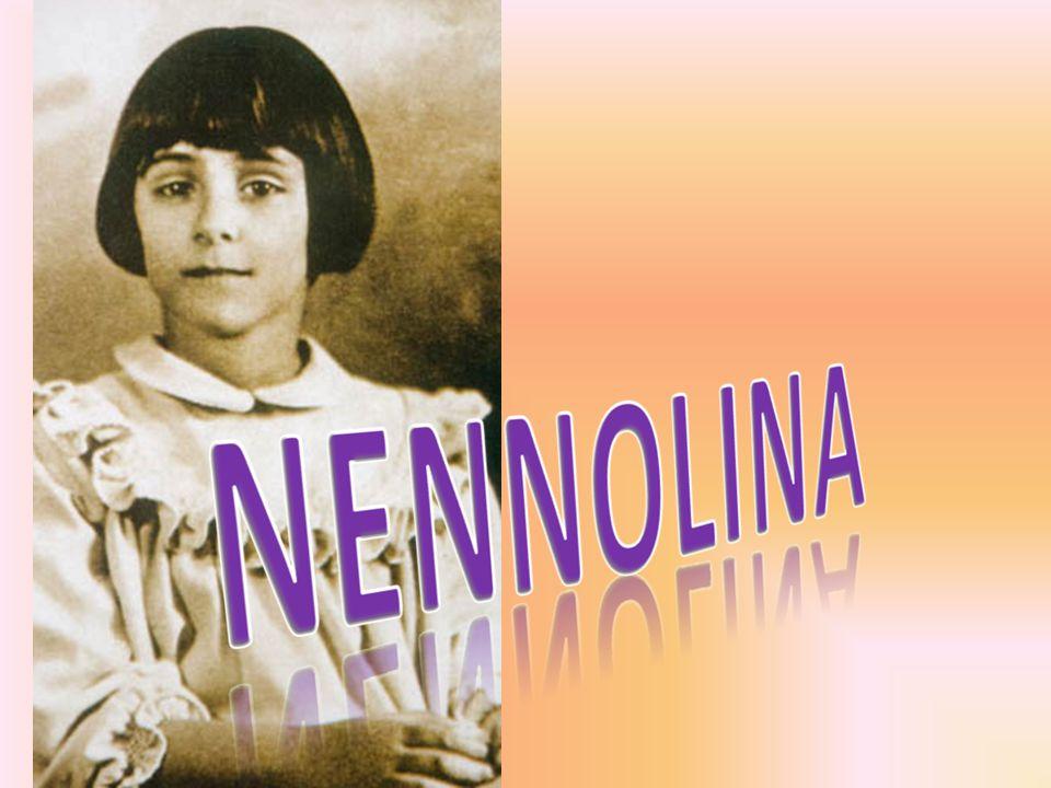 NENNOLINA MORI' IL 3 LUGLIO 1937 A SOLI 7 ANNI.