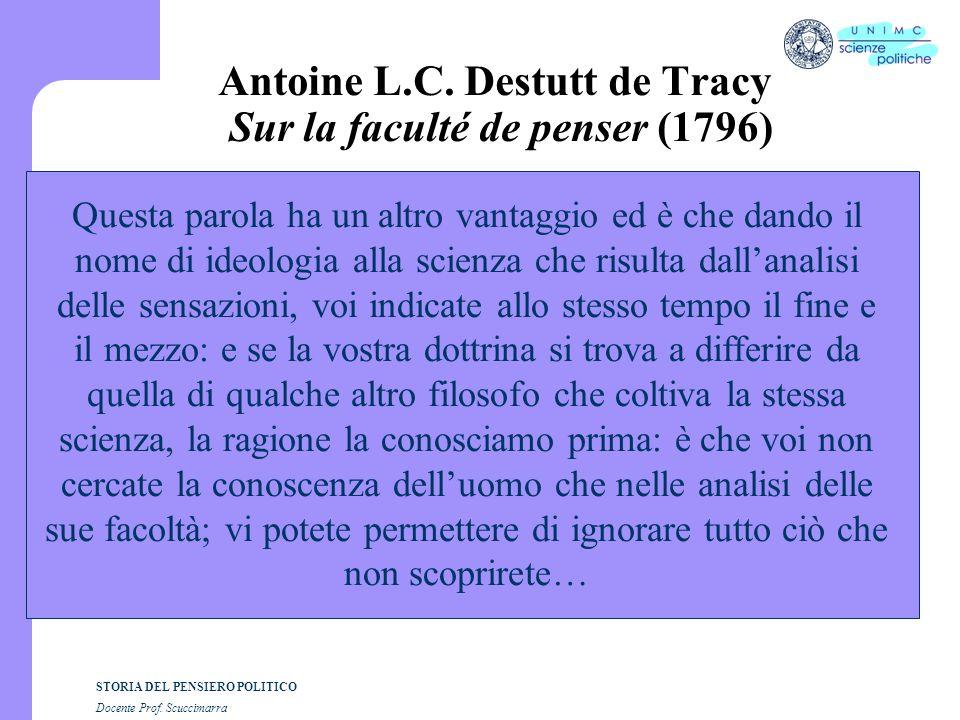 STORIA DEL PENSIERO POLITICO Docente Prof.Scuccimarra Walter Benjamin, Sul concetto di storia 9.
