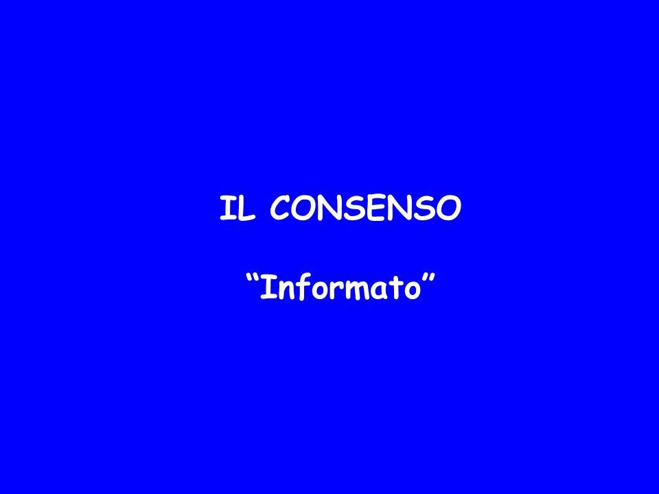 Se la sottoscrizione del modulo relativo non costituisce la dimostrazione del consenso informato, anche l'assenza del prestampato firmato non vuol dire che la prestazione sanitaria sia stata carente dall'angolo visuale del diritto all'informazione...