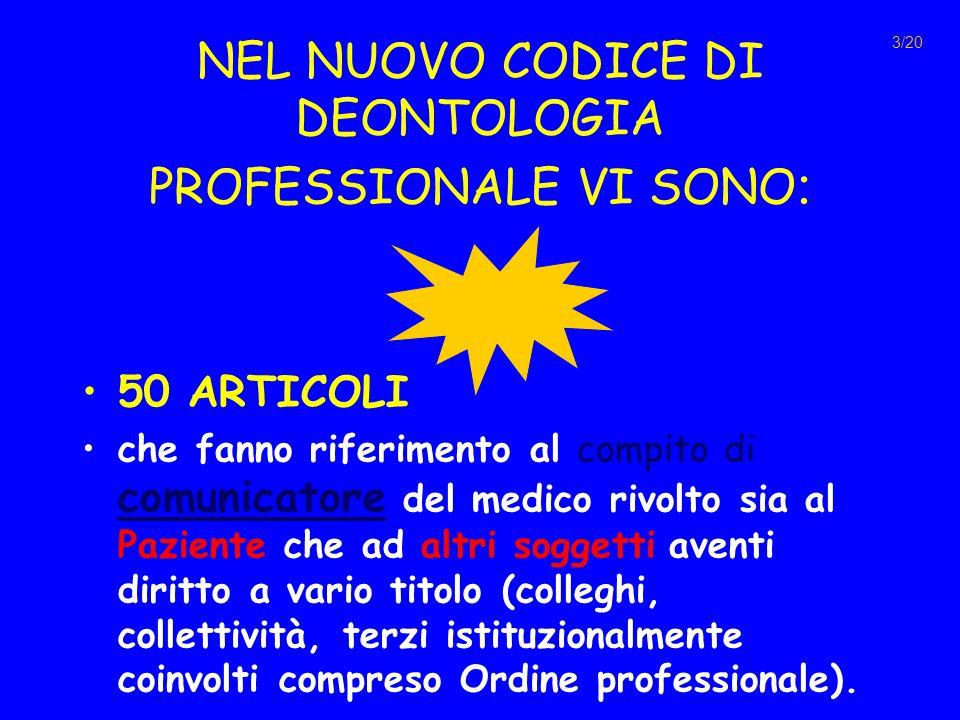 NUOVO CODICE DI DEONTOLOGIA MEDICA (Quinta edizione ) ROMA 16 Dicembre 2006 Contiene: 75 Articoli + Linee guida in tema di: Pubblicità Conflitto di interessi Nuovo Giuramento i