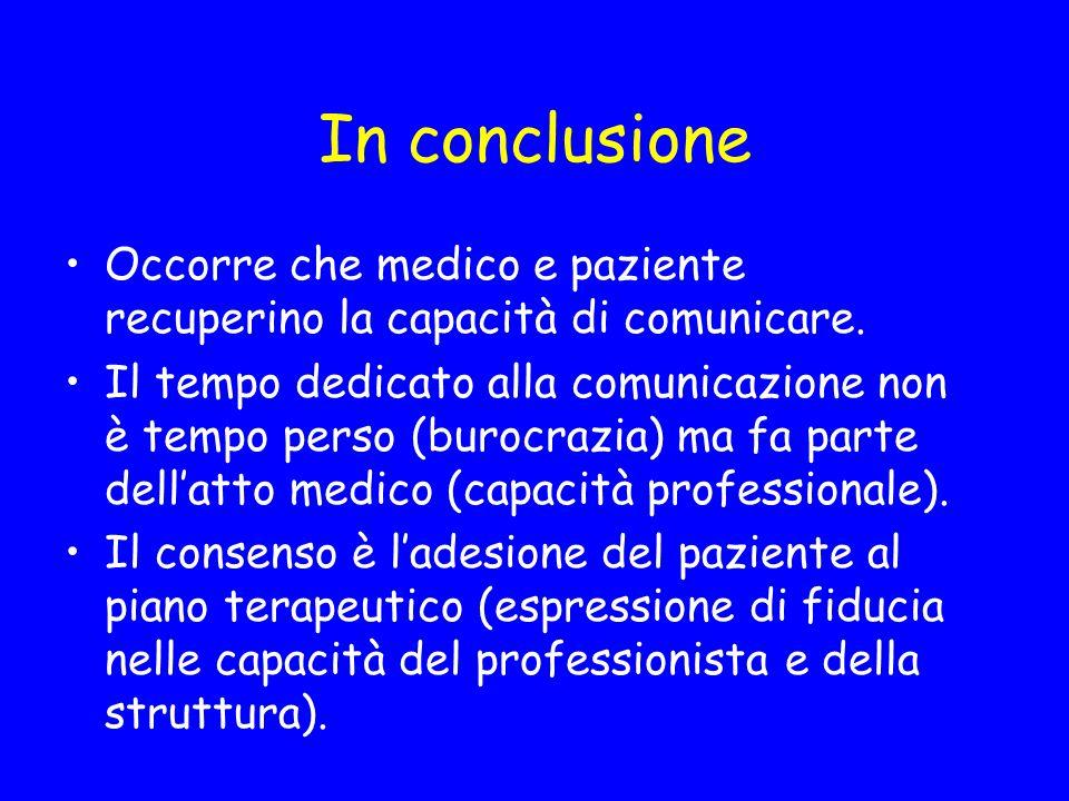 Gli infermieri ed il consenso informato (ASL 9 Grosseto) La modulistica viene presentata sbrigativamente, spesso al momento dell'accettazione e magari insieme al modulo per la privacy.