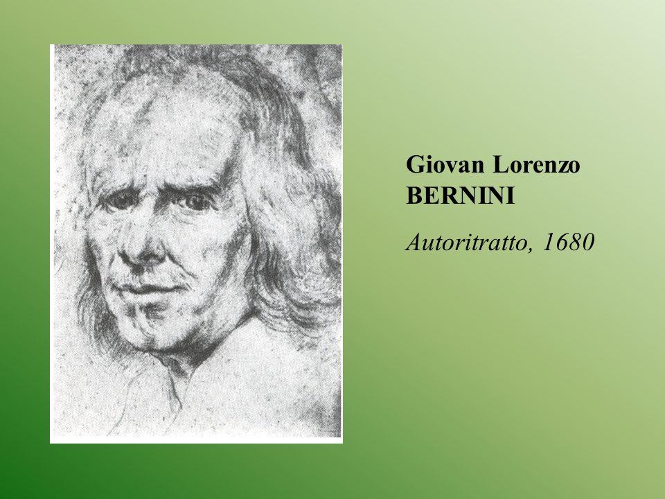 Giovan Lorenzo BERNINI Autoritratto, 1680