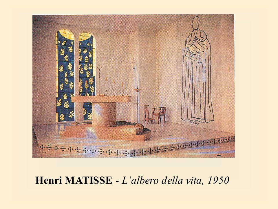 Henri MATISSE - L'albero della vita, 1950