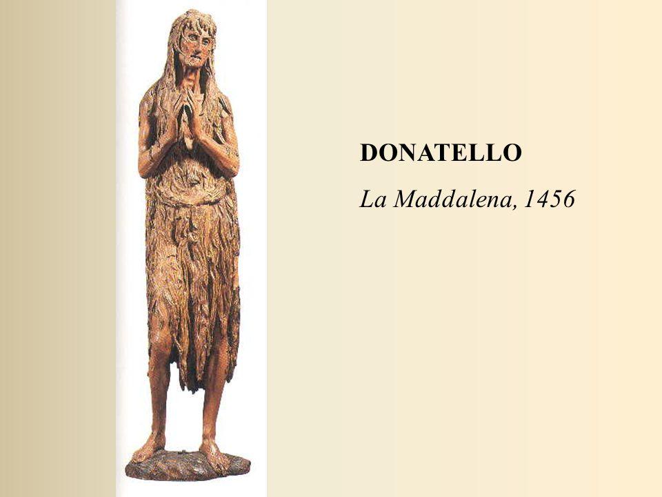 DONATELLO La Maddalena, 1456