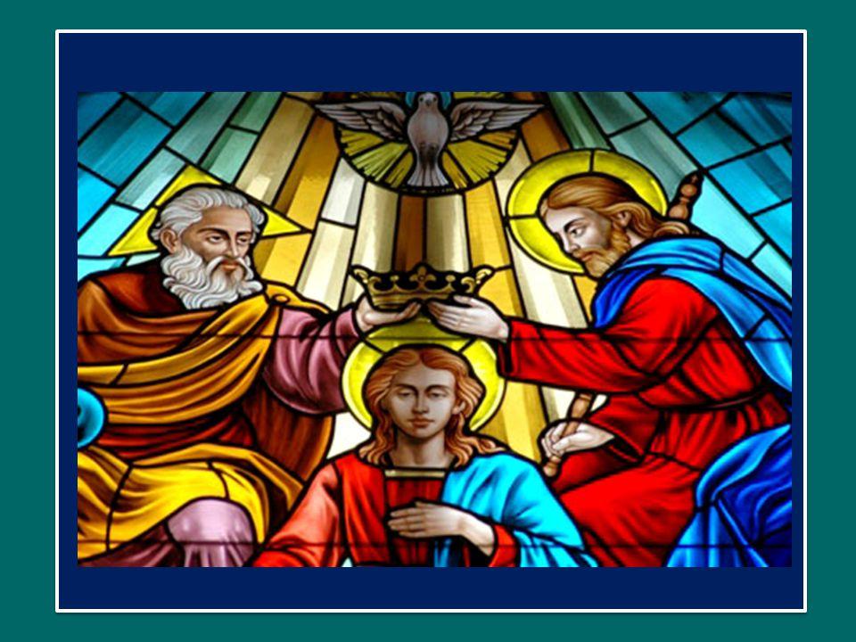 Affidiamo la nostra lode alle mani della Vergine Maria.