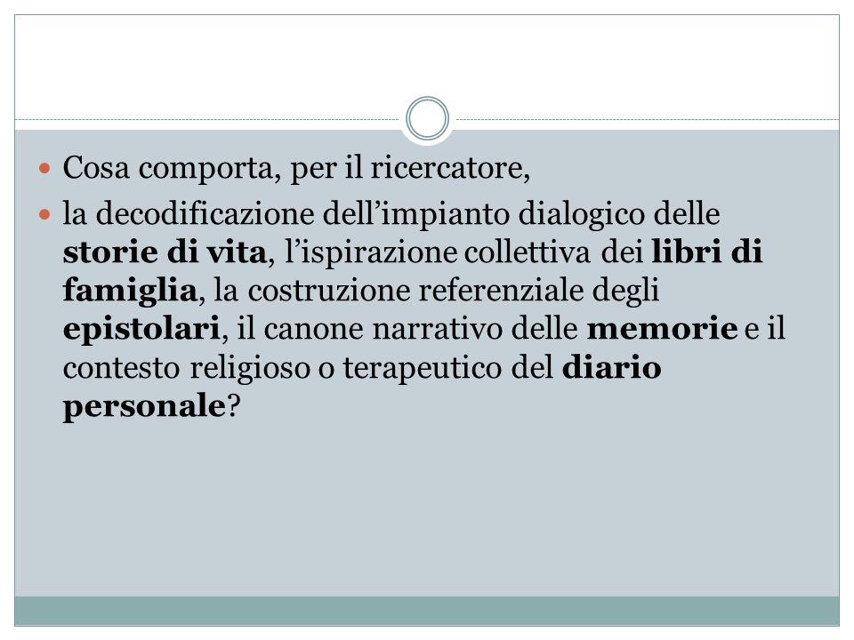 Fonti cronistiche e narrative Ricordi di Giovanni di Pagolo Morelli, a cura di V.