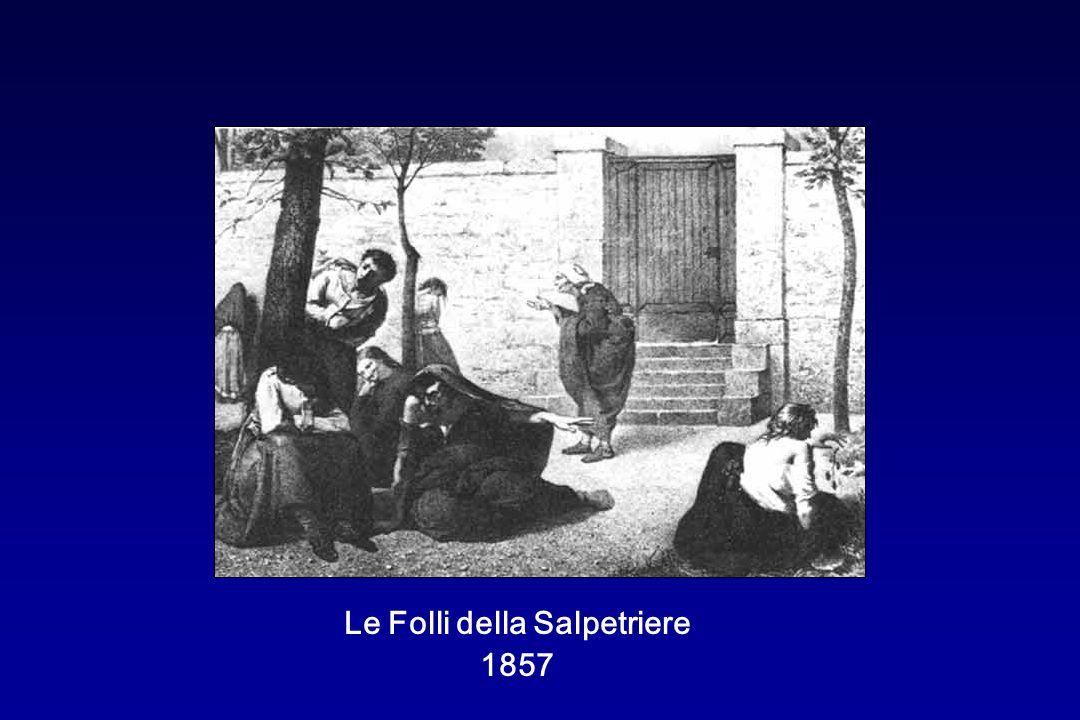 Le Folli della Salpetriere 1857