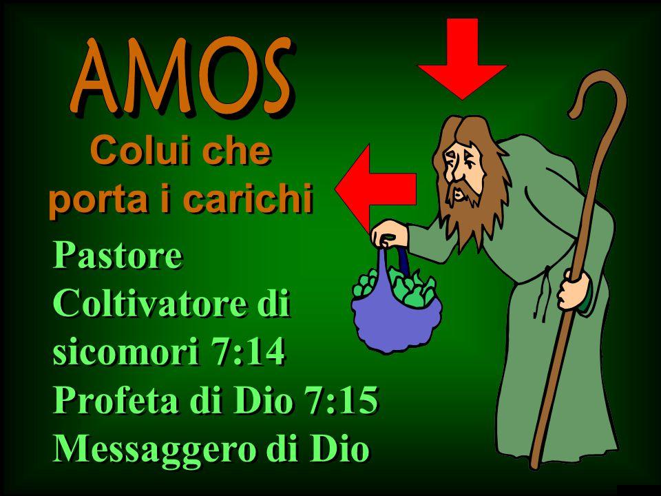 Profeta di Dio (7:15)
