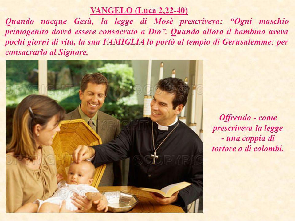 E sempre grazie alla sua fede, Abramo – messo alla prova – offrì suo figlio Isacco.