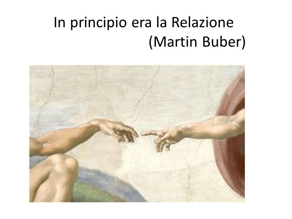 In principio era la Relazione (Martin Buber)
