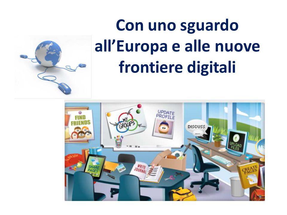 Con uno sguardo all'Europa e alle nuove frontiere digitali