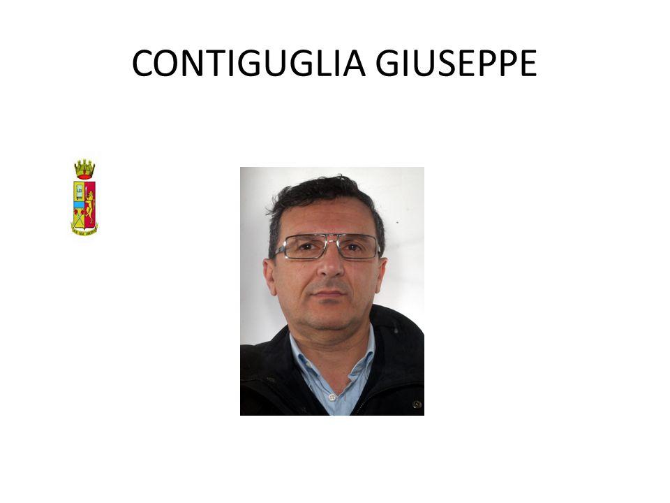 CONTIGUGLIA GIUSEPPE