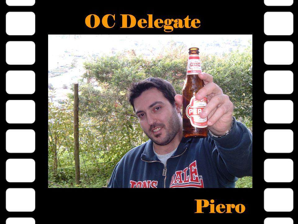 OC Delegate Piero
