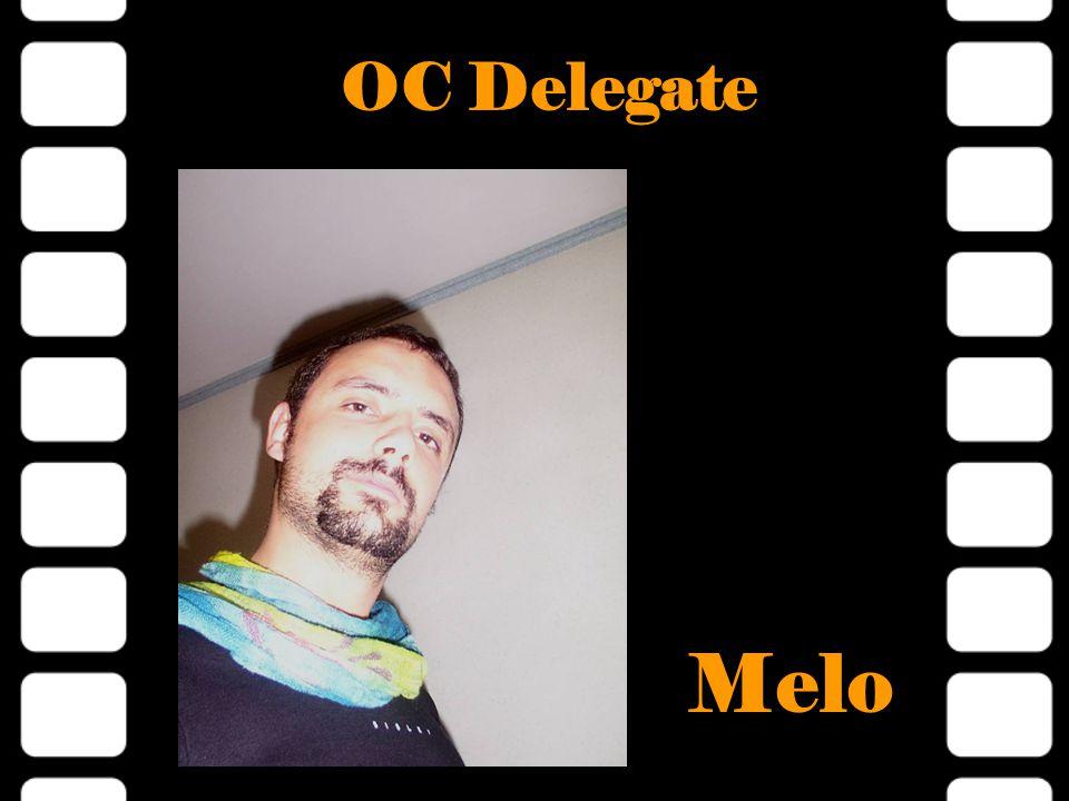 OC Delegate Melo