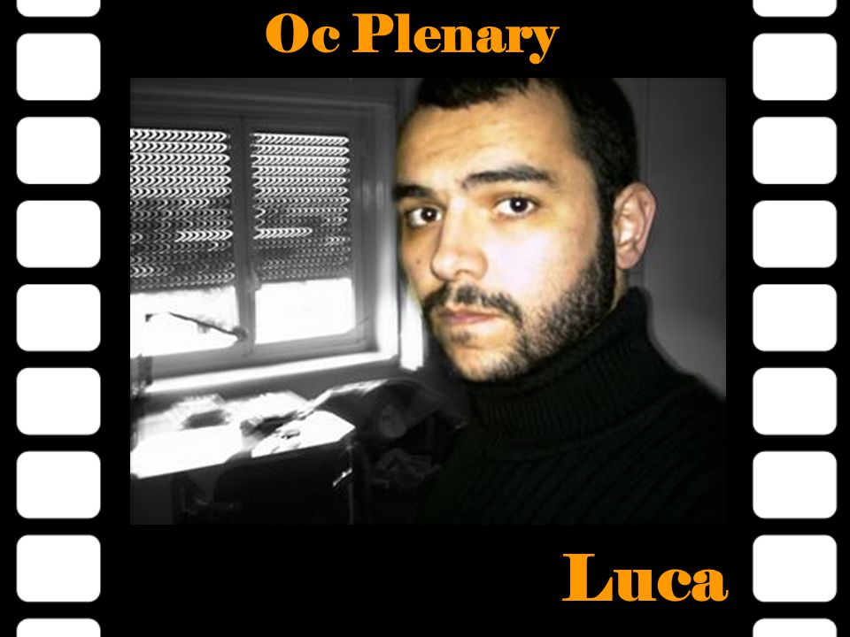 Oc Plenary Luca