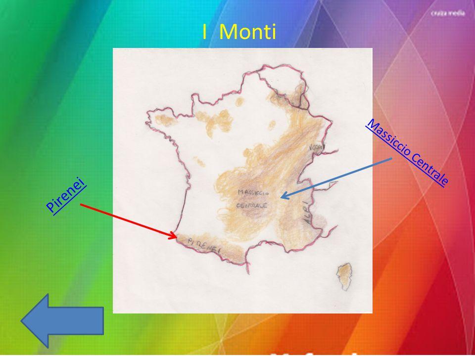 I Monti Massiccio Centrale Pirenei