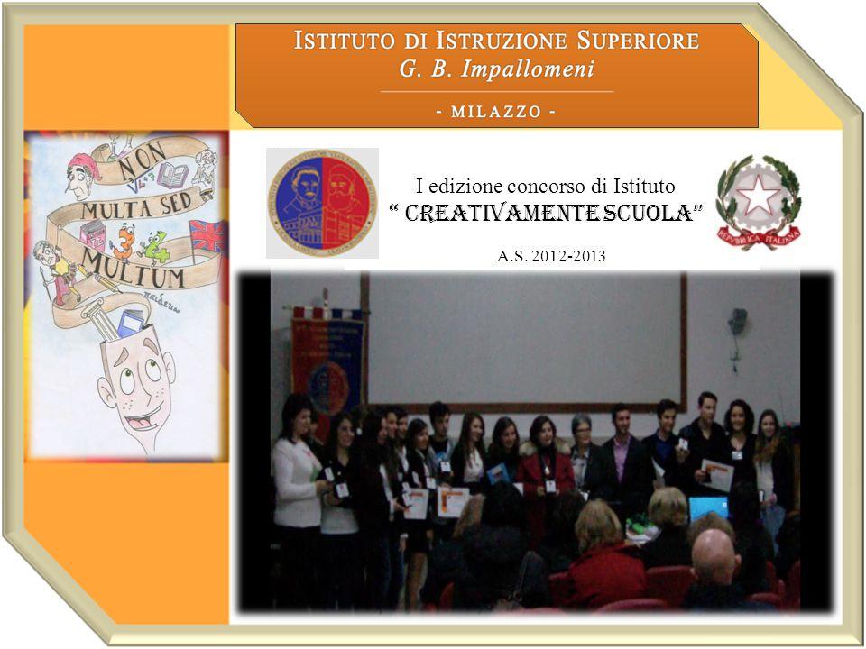 Luigi Celebre III A Liceo Classico
