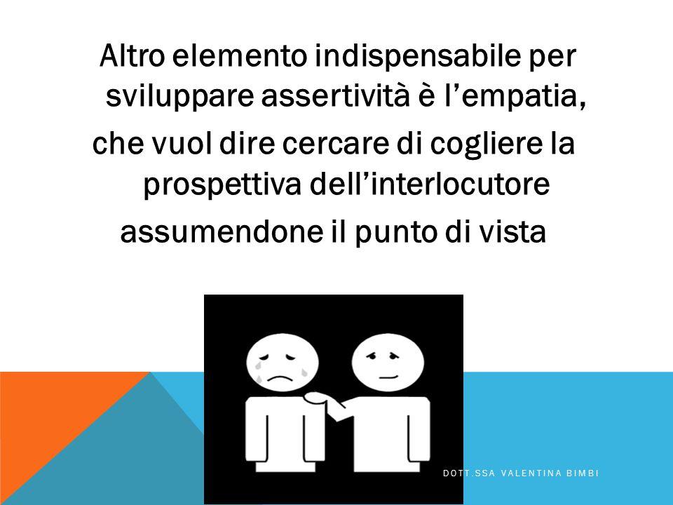 Essenziale nella comunicazione è la capacità di ascolto: mentre la persona aggressiva critica ed esprime continuamente giudizi sia verbalmente che man