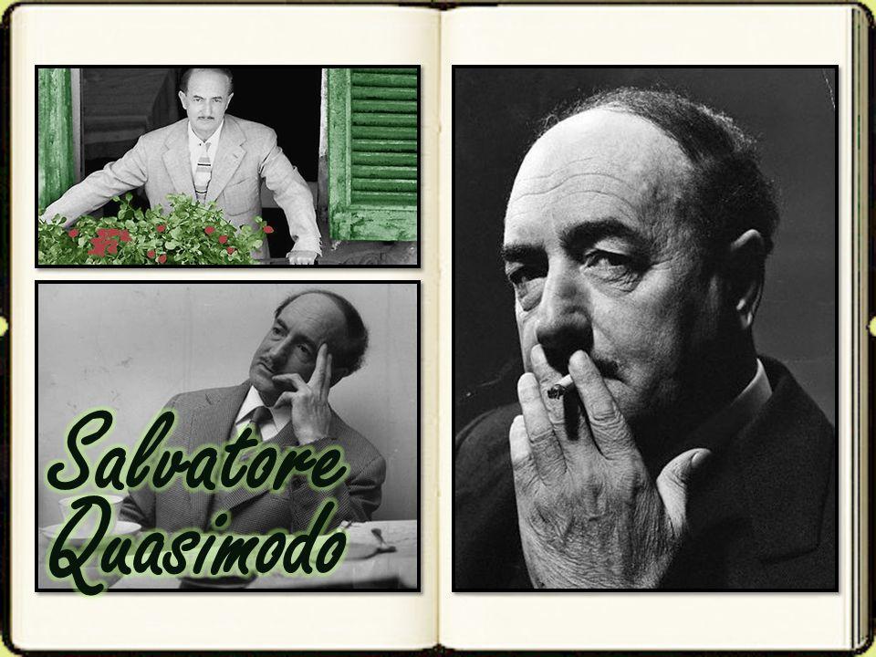 2Atteggiamento comune assunto da un gruppo di poeti che si afferma in Italia tra il 1920 e il 1930.