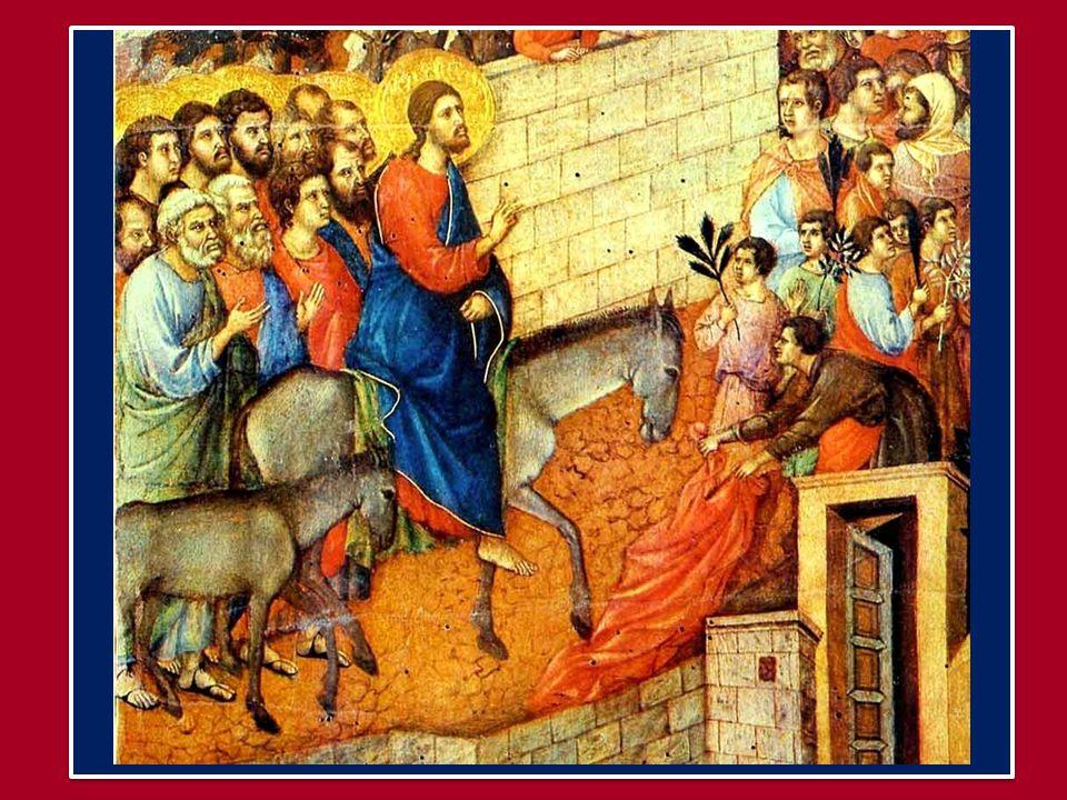 Il Venerabile Giovanni Paolo II volle cogliere quella occasione e, commemorando l'ingresso di Cristo in Gerusalemme acclamato dai suoi giovani discepoli, diede inizio alle Giornate Mondiali della Gioventù.