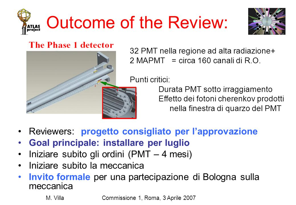 Commissione 1, Roma, 3 Aprile 2007M.