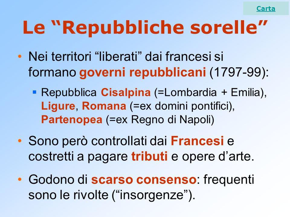L'Italia nel 1799