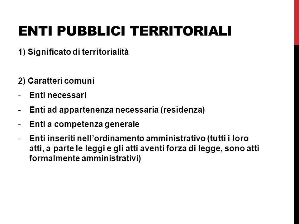STATO La struttura amministrativa dello Stato è costituita dai Ministeri Art.
