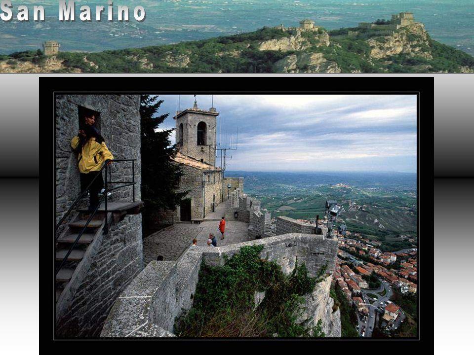 La Serenissima Repubblica di San Marino, spesso abbreviata in Repubblica di San Marino o semplicemente in San Marino è uno Stato dell Europa meridionale situato nel centro-nord della penisola italica, al confine tra le regioni Emilia-Romagna (Provincia di Rimini) e Marche (Provincia di Pesaro e Urbino).