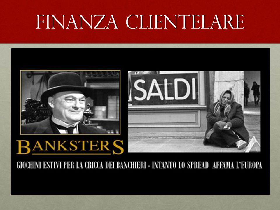 Finanza clientelare