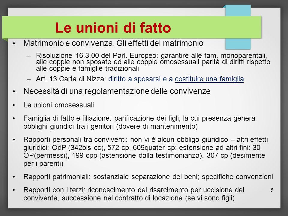 La fine del matrimonio Nullità Separazione Divorzio Invalidità del matrimonio concordatario 6