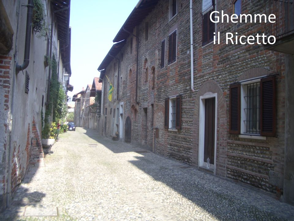 Ghemme il Ricetto