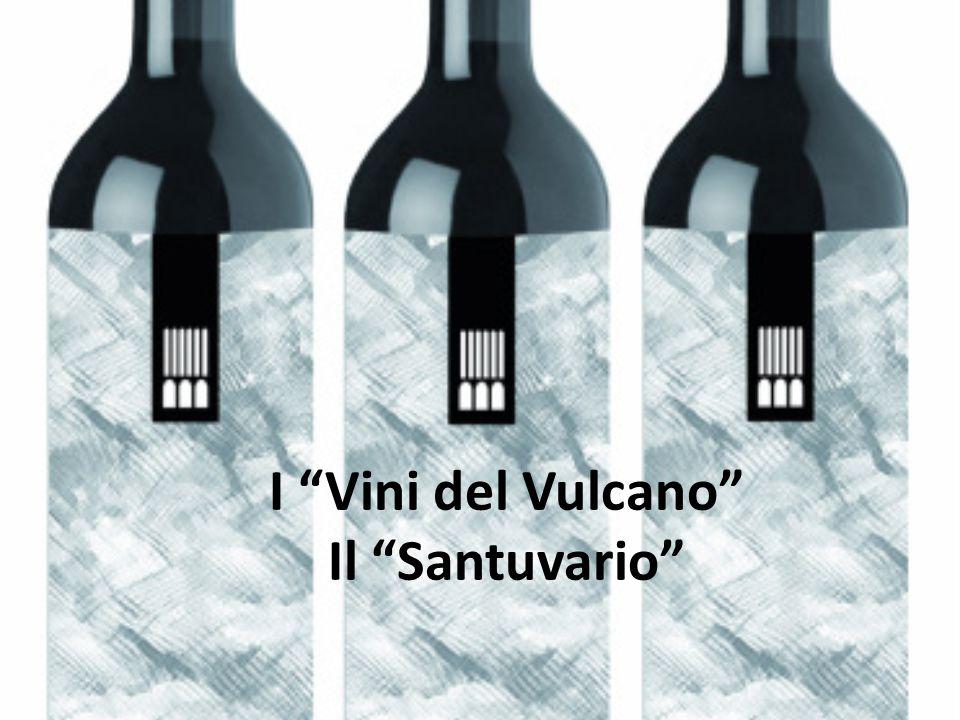 """I """"Vini del Vulcano"""" Il """"Santuvario"""""""