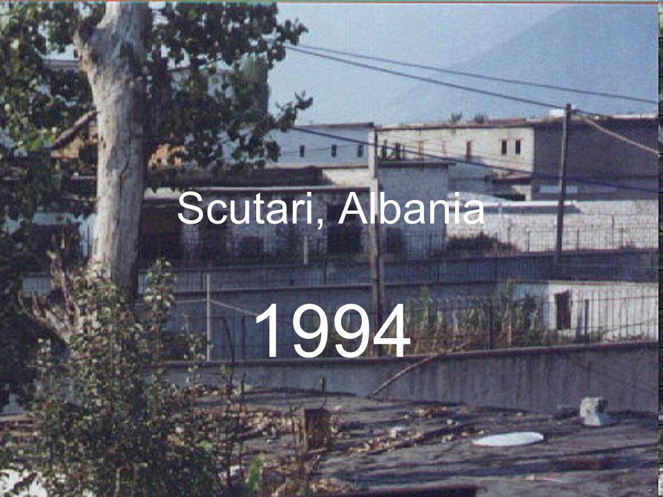 Scutari, Albania 1994