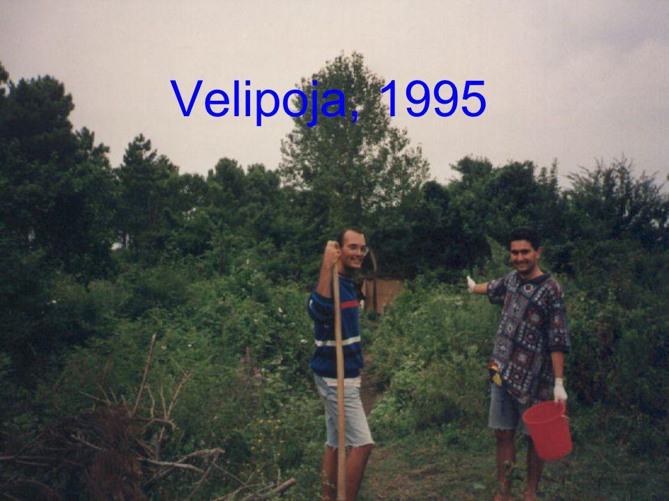 Velipoja, 1995